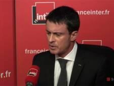 """Un auditeur à Valls: """"On est 66 millions à vouloir te mettre une claque"""""""