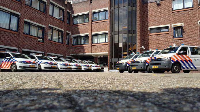 Het huidige politiebureau in Zoetermeer