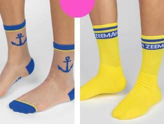 Zeeman verkoopt nu ook opzichtige sokken voor haar grootste fans