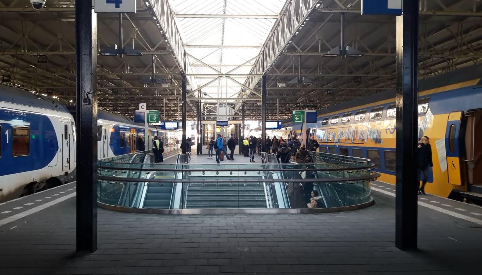 Station Eindhoven (archieffoto)