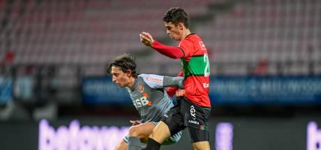 NEC rekent na blessure aanvoerder Van Eijden op 'Italiaanse sluipmoordenaar' Cas Odenthal