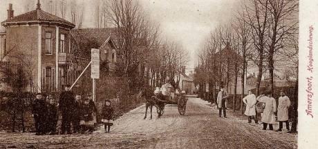 Honderd jaar geleden was de Hooglandseweg een lommerrijk landweggetje