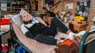 """Stefan Everts kroop door oog van de naald en wacht lange revalidatie: """"25% malaria in je bloed. Ik ben de eerste die dat overleeft"""""""