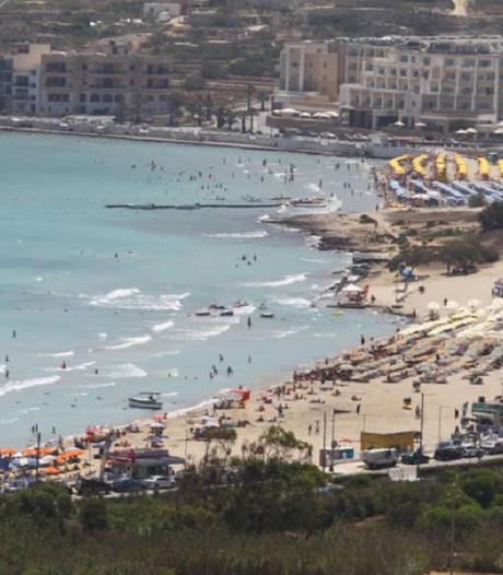 Stel beleeft bloederige 'horroravond' op Malta na ruzie over 'irritant' kind