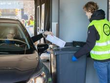Stemmen vanuit je auto: het kan straks in Halderberge