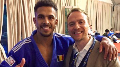 Judoka Sami Chouchi verovert bronzen medaille in Tel Aviv