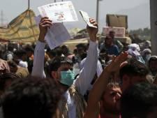 Afghaanse jongerenbeweging noemt staken evacuatie bizar: 'Mensen die je geholpen hebben, laat je daar niet achter'