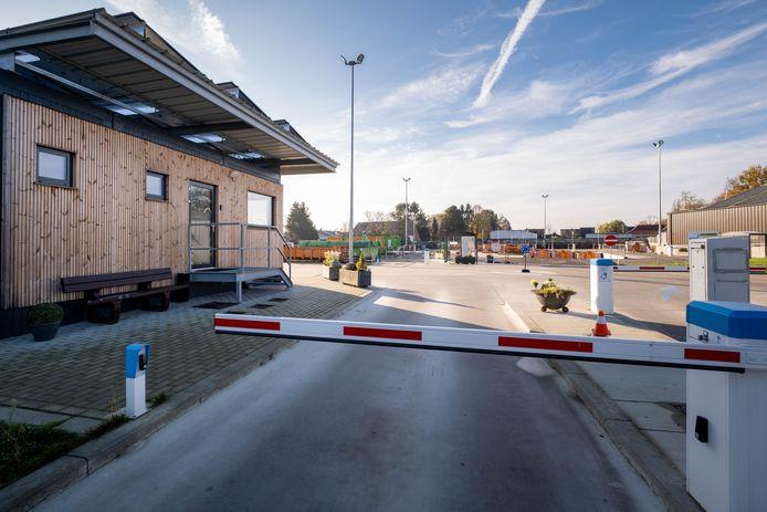 Ivarem neemt het beheer van het recyclagepark over van Puurs-Sint-Amands.