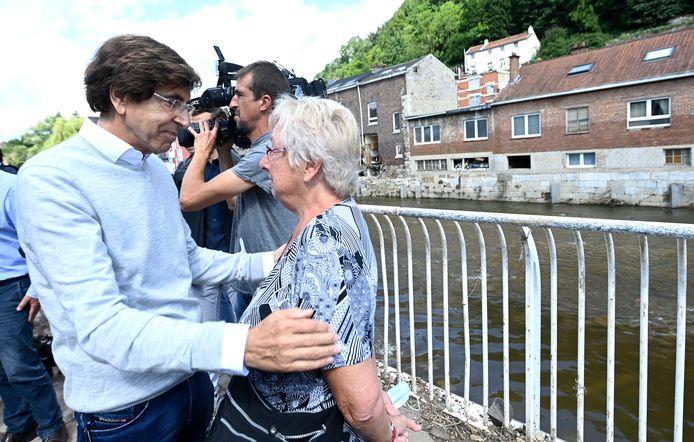 July 28, 2021 in Pepinster, Belgium , 28/07/2021 ( Photo by Didier Lebrun / Photonews