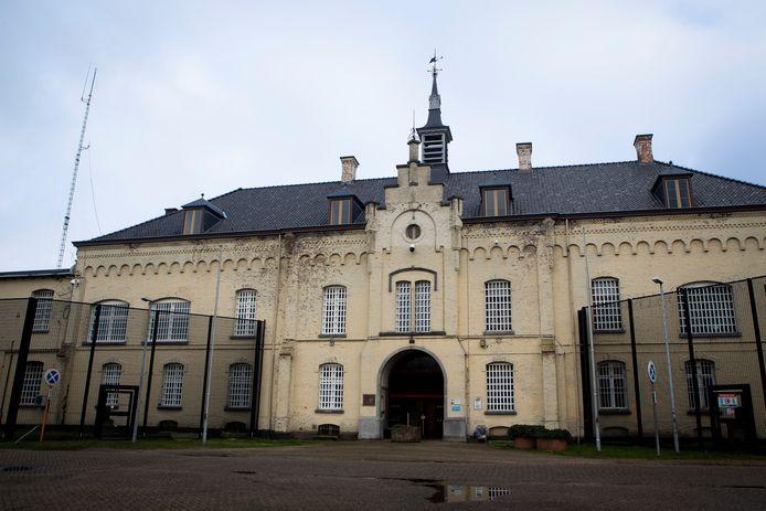 De gevangenis van Merksplas.