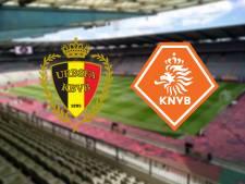 Oranje wil nu stunten tegen Belgen