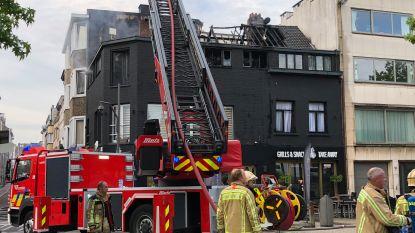 Cannabisplantage ontdekt bij appartementsbrand in Antwerpen