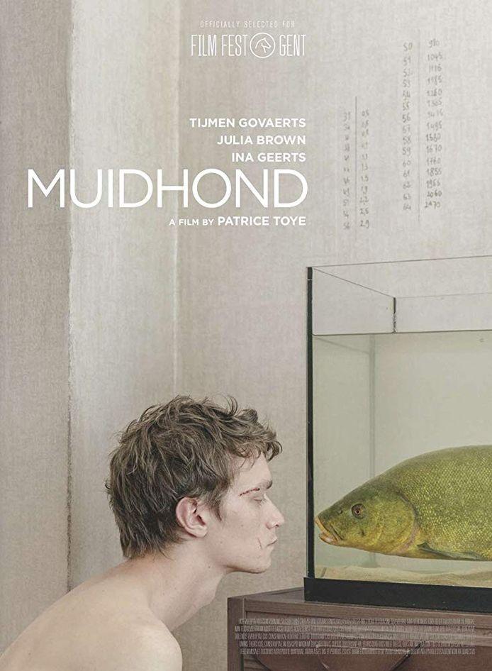 De film Muidhond is gebaseerd op het gelijknamige boek van Inge Schilperoord.