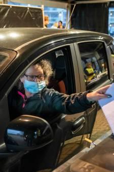 Parkeergarage van Ikea in Amersfoort wordt drive-in stembureau: 'Je moet de auto zien als stemhokje'