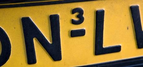 'De duplicaatcode van de kentekenplaat verwijderen is een misdrijf'