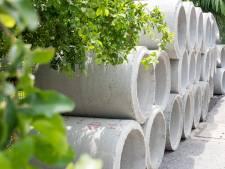 Vernieuwing waterleiding in vier straten Hoogeloon