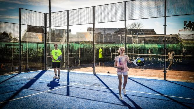 Vier padelterreinen in de maak op sportsite De Pit