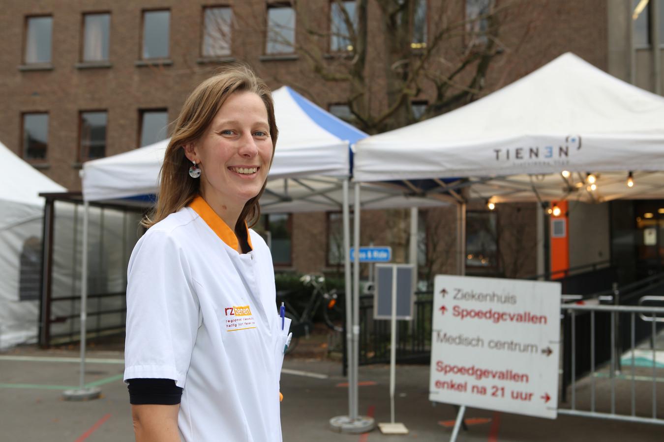 Eline Van Hove.