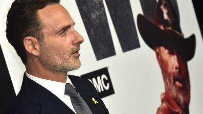 """Andrew Lincoln neemt afscheid van 'The Walking Dead': """"Rouwproces is nu pas echt begonnen"""""""