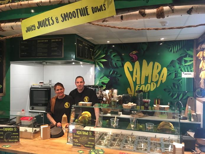 Braziliaans eten bij Sambafood Breda