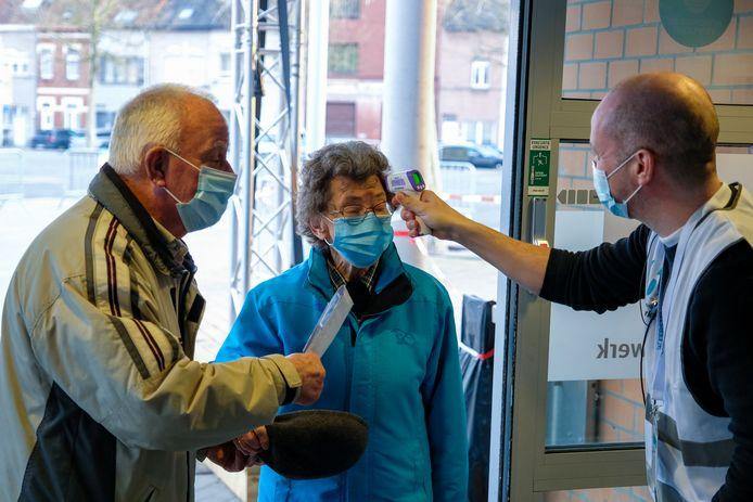vaccinatiecentrum Bolwerk