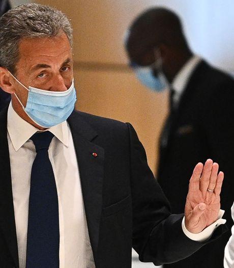 "Nicolas Sarkozy s'exprime sur sa condamnation: ""Une injustice profonde et choquante"""