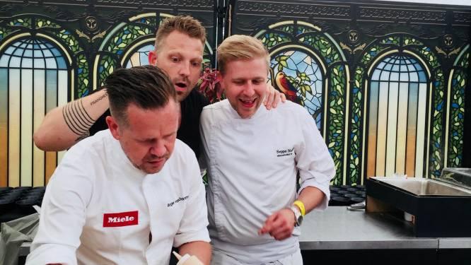 Ook dit is Tomorrowland: gastronomie van Vlaanderens grootste topchefs