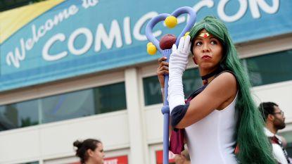 IN BEELD. 50ste editie van Comic-Con International is begonnen