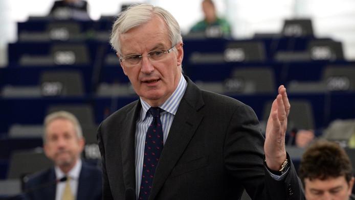MIichel Barnier.
