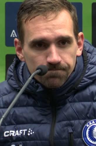 """Sven Kums na pandoering: """"Vijf tegendoelpunten, dat is schandalig"""""""