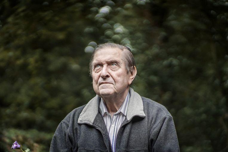 Etienne Vermeersch. Beeld Eric de Mildt