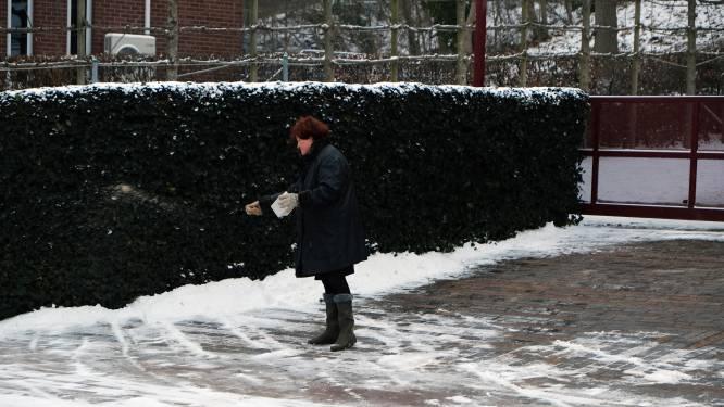 De stoep voor uw huis sneeuwvrij maken: is keukenzout een goed alternatief voor strooizout?