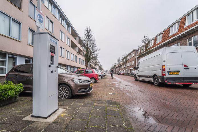 Autobezitters in Wippolder betalen sinds februari voor het stallen van hun voertuig.