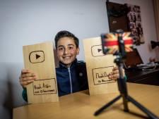 Beroemd worden met YouTube-video's; dat lijkt Noah (11) uit Enschede wel wat