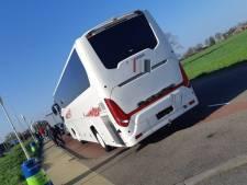 315 bestuurders in Oost-Brabant gepakt bij politiecontrole vanuit touringcar
