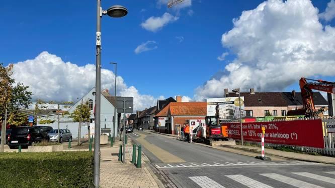 Beernemstraat heropent vroeger dan gepland