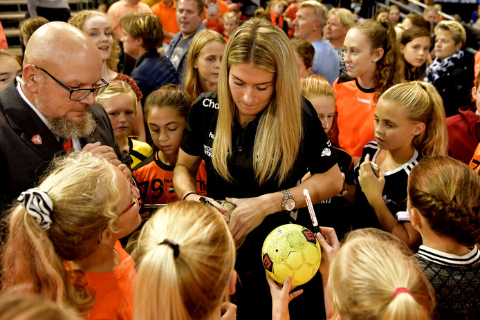 Estavana Polman is ook in Eindhoven populair.