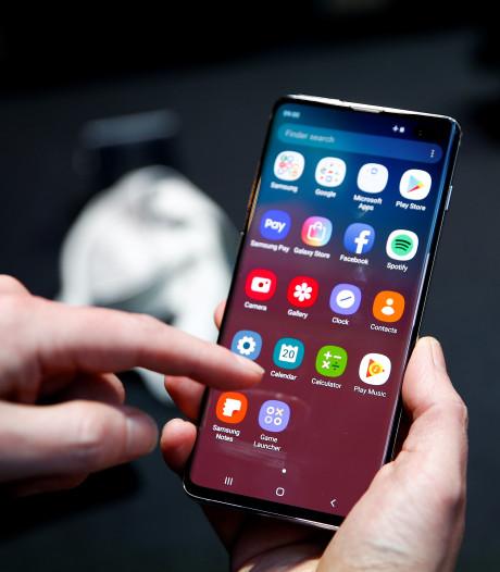 Waarschuwing Samsung: Wis alle vingerafdrukken van Galaxy-telefoons
