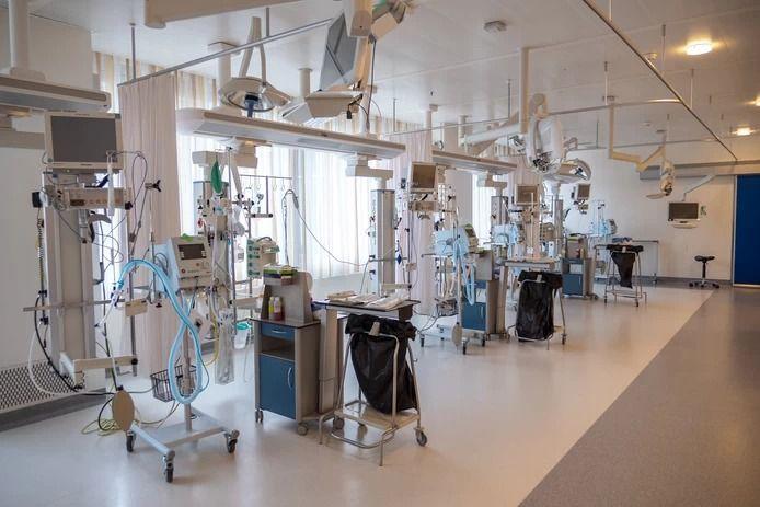 Intensive care-ruimte.