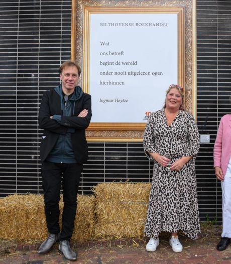 Boekhandel laat Ingmar Heytze dichten bij het 10-jarig bestaan