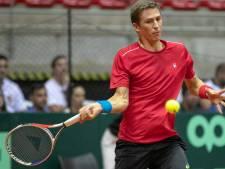 Coppejans et Darcis à une marche du tableau final à Roland-Garros