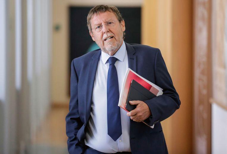 Siegfried Bracke Beeld Humo