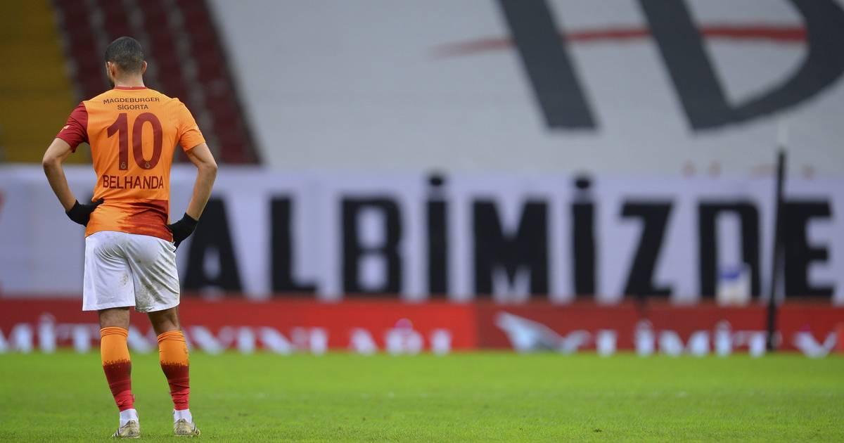 Une fin brutale après un séjour tumultueux en Turquie: Belhanda viré par Galatasaray - 7sur7