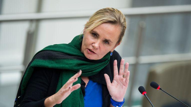 Liesbeth Homans (N-VA) Beeld BELGA