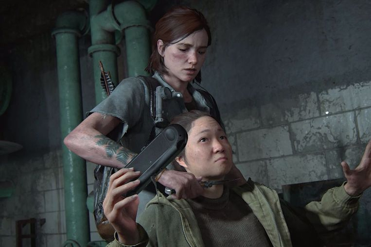 The Last of Us Beeld Sony