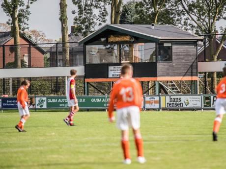 Voetbalclub Angeren sluit kantine tijdens wedstrijd wegens gebrek aan vrijwilligers