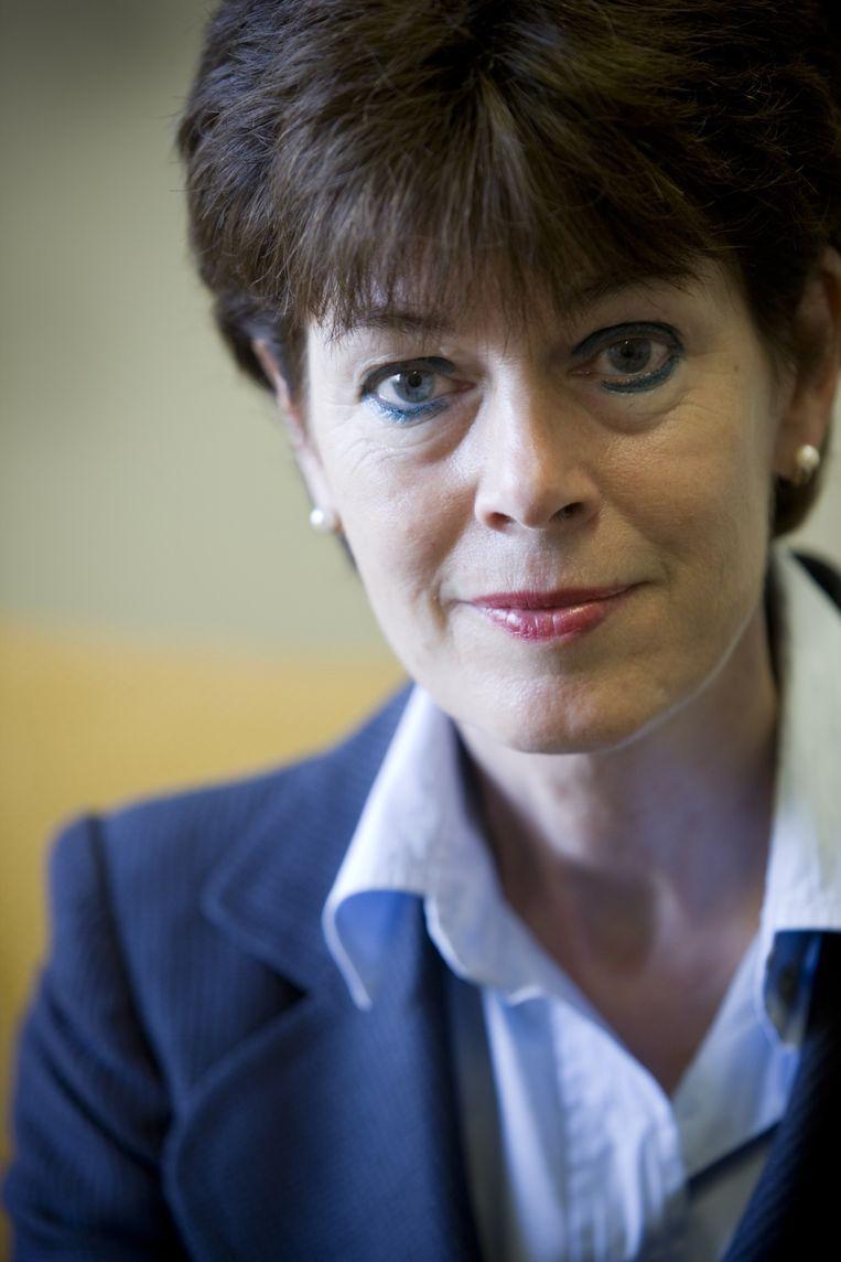 Renée Jones-Bos,secretaris-generaal van het ministerie van Buitenlandse Zaken,wordt ambassadeur in Moskou. Beeld
