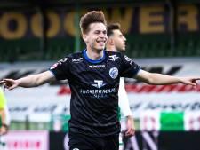 FC Den Bosch speelt frustratie van zich af met dikke winst in Dordrecht: 2-6