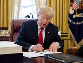Trump plant nog honderd gratieverleningen op laatste werkdag
