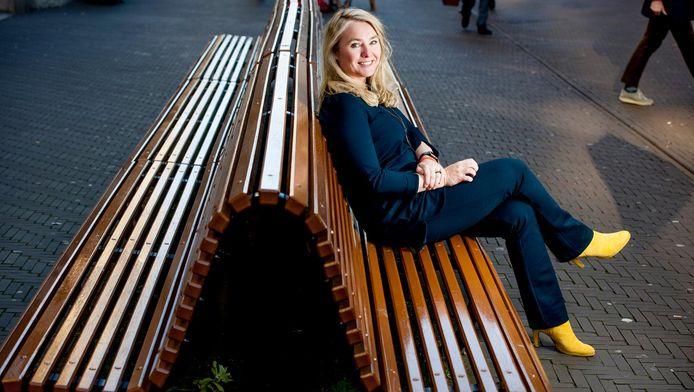 Verkeersminister Melanie Schultz.
